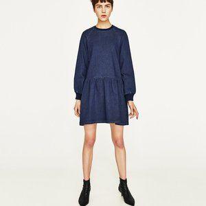 Zara   Long Sleeve Dress